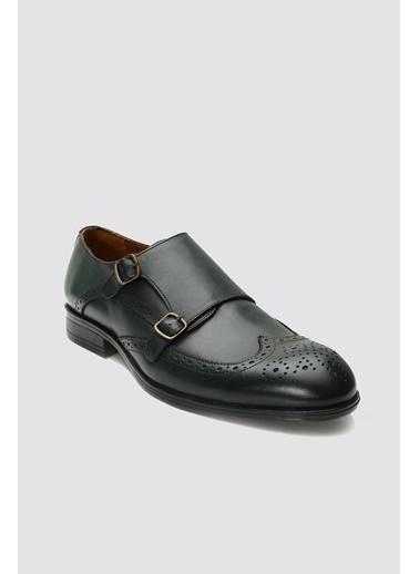 D'S Damat Ayakkabı Yeşil